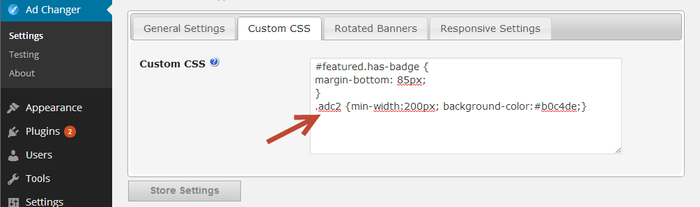 div codes can be used to wrap banners within content boxes in WordPress. These make displaying banner ads on multiple websites easier.