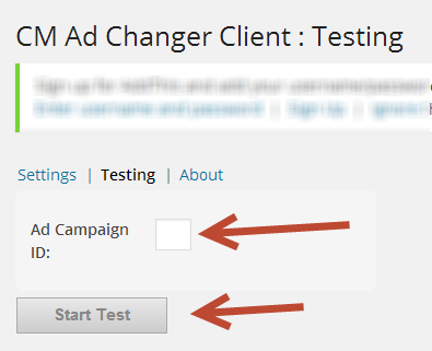 install CM ad-changer5