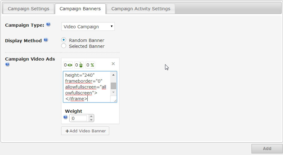 Add WordPress Video Ads to the CM Ad-Changer plugin